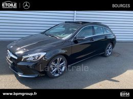 MERCEDES CLA SHOOTING BRAKE (2) shooting brake 200 9cv sensation 7g-dct