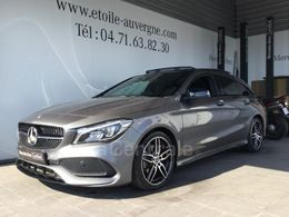 MERCEDES CLA SHOOTING BRAKE (2) shooting brake 200 d 7cv fascination 7g-dct