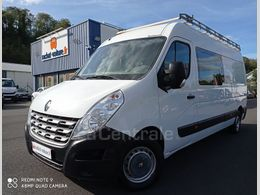 RENAULT MASTER 2 COMBI ii cabine approfondie traction confort f3500 l3h2 dci 100