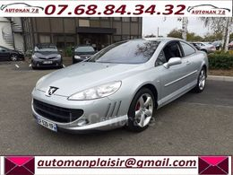 PEUGEOT 407 COUPE coupe 2.7 v6 hdi sport bva