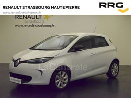 RENAULT ZOE intens charge rapide