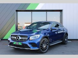 MERCEDES GLC COUPE 350e fascination 4matic