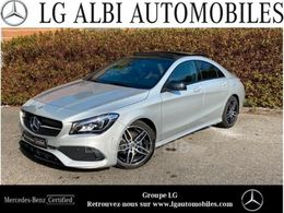 MERCEDES CLA (2) 200 d 7cv fascination 7g-dct
