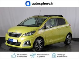 PEUGEOT 108 1.0 vti 72 s&s top! collection 5p
