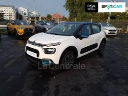 CITROEN C3 (3E GENERATION) iii (2) 1.2 puretech 83 s&s feel pack