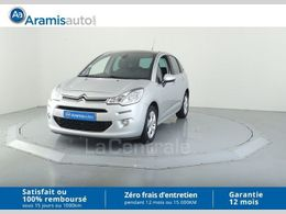 CITROEN C3 (2E GENERATION) ii (2) 1.2 puretech 82 exclusive