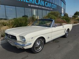 FORD MUSTANG 6 CABRIOLET vi (2) convertible 2.3 ecoboost bv6