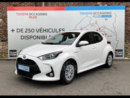 TOYOTA YARIS 4 iv 114h hybride france business bva