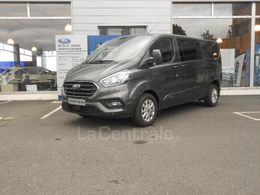 FORD TRANSIT CUSTOM fourgon (2) 2.0 ecoblue 170 320 l2h1 10cv auto cabine approfondie limited