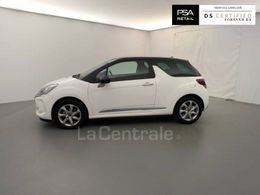DS DS 3 (2) 1.2 puretech 110 so chic automatique