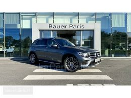 MERCEDES GLC 250 fascination 4matic bva9