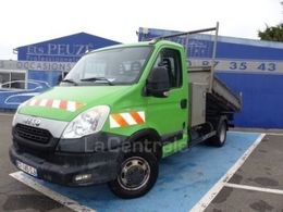 IVECO 35c13 d benne simple cabine + coffre
