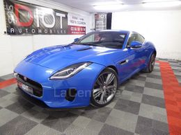 JAGUAR F-TYPE COUPE (2) coupe 2.0 300 bva8