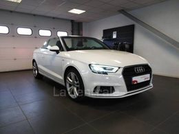 AUDI A3 (3E GENERATION) CABRIOLET iii (2) cabriolet 1.4 tfsi 115 s line s tronic 7