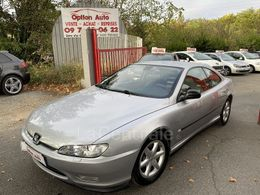 PEUGEOT 406 COUPE coupe 3.0 v6 pack 14cv