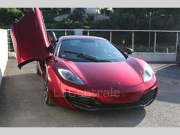 Photo d(une) MCLAREN  38 V8 TWIN-TURBO d'occasion sur Lacentrale.fr