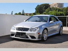 MERCEDES CLK 2 AMG ii 63 amg black series ba7 speedshift amg