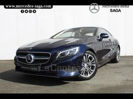 MERCEDES CLASSE S 7 COUPE vii coupe 400 4matic