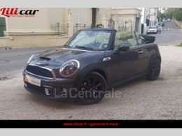 MINI MINI 2 CABRIOLET ii cabriolet 1.6 184 cooper s pack red hot chili