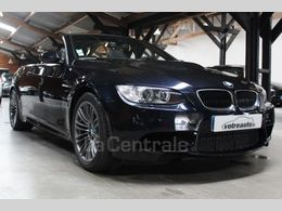 Photo d(une) BMW  E93 2 CABRIOLET M3 420 DRIVELOGIC d'occasion sur Lacentrale.fr