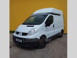 RENAULT TRAFIC 2 fourgon grand confort l1h2 1200 2.0 dci 115