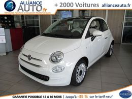 FIAT 500 (2E GENERATION) ii (2) 1.2 8v 69 lounge dualogic