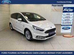 FORD S-MAX 2 ii 2.0 tdci 180 s&s vignale powershift