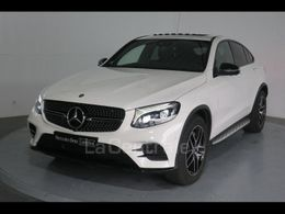 MERCEDES GLC COUPE 300 fascination 4matic
