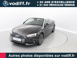 AUDI A5 (2E GENERATION) CABRIOLET ii cabriolet 45 tfsi 245 s line quattro s tronic 7