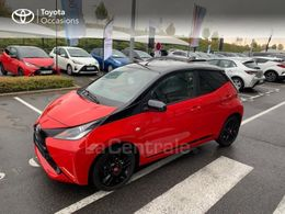 TOYOTA AYGO 2 ii 1.0 vvt-i x-cite 4 rouge chilien 5p