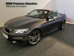 BMW SERIE 2 F23 CABRIOLET 30 595 €