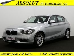 BMW SERIE 1 F20 5 PORTES (f21/f20) 118d 136ch executive 5p