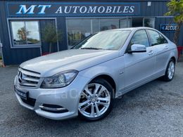 MERCEDES CLASSE C 3 iii (2) 220 cdi blueefficiency avantgarde 7g-tronic