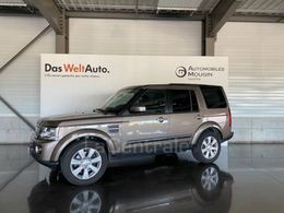 LAND ROVER DISCOVERY 4 iv tdv6 se auto