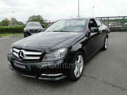 MERCEDES CLASSE C 3 COUPE iii coupe 220 cdi blueefficiency executive 7g-tronic plus
