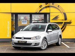 VOLKSWAGEN GOLF 7 SW vii sw 1.4 tsi 122 bluemotion technology cup dsg7