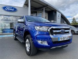 FORD iii double cabine 2.2 tdci 160 stop&start 4x4 limited
