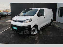 CITROEN JUMPY 3 FOURGON iii taille m bluehdi 120 s&s cabine approfondie fixe club 340 nm bv6