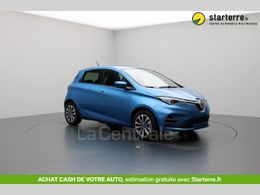 RENAULT ZOE r135 achat integral intens