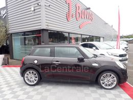 MINI MINI 3 5P iii 2.0 170 cooper sd finition red hot chili iii bva6 5p
