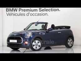 MINI MINI 3 CABRIOLET iii cabriolet one 102 finition salt bv6