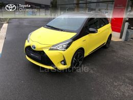 TOYOTA YARIS 3 iii (3) hybrid 100h collection jaune el 5p