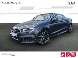 AUDI A3 (3E GENERATION) CABRIOLET iii (2) cabriolet 2.0 tfsi 190 s line s tronic 7