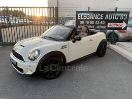 Photo d(une) MINI  II ROADSTER COOPER SD PACK RED HOT CHILI d'occasion sur Lacentrale.fr