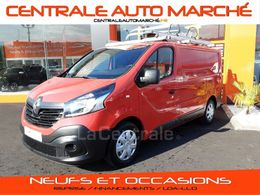 RENAULT TRAFIC 2 fourgon grand confort l1h1 1200 2.0 dci 90