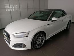 AUDI A5 (2E GENERATION) CABRIOLET ii (2) cabriolet 40 tfsi 190 avus s tronic 7