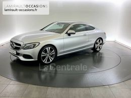 MERCEDES CLASSE C 4 COUPE iv coupe 250 d executive 9g-tronic
