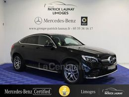 MERCEDES GLC COUPE 250 d fascination 4matic