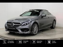 MERCEDES CLASSE C 4 COUPE iv coupe 250 d sportline 4matic 9g-tronic