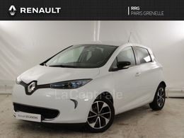 RENAULT ZOE intens charge rapide type 2